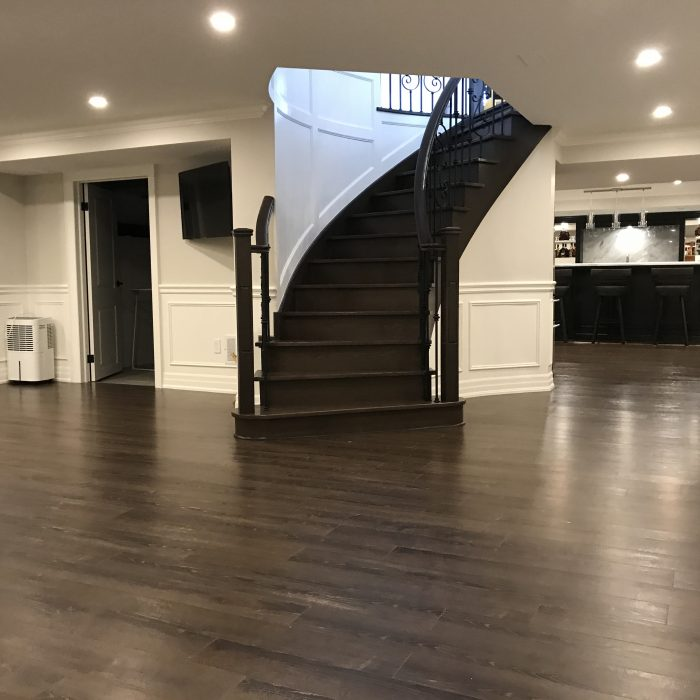 Basement Remodel For The House In Mississauga Road 700x700 1 Fuda Homes
