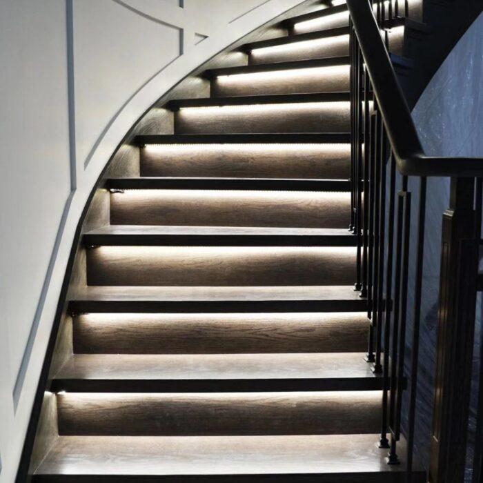 LED Stairs Fuda Homes
